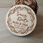 Save the date magnets personalized weeding favors invites