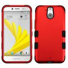 For Sprint HTC BOLT IMPACT TUFF HYBRID Protector Case Skin PHONE Cover