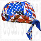 Sweatband Head Doo Skull Biker Wrap Sold Hat Do Paisley Garden Bandana Du Rag