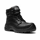 V12 OTTER COMPOSITE LEATHER WORK SAFETY TOE CAP & MIDSOLE BOOTS NEW STYLING