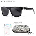 High Fashion Polarized Sunglasses Male UV-Block Mens Sunglasses Polaroid lentes