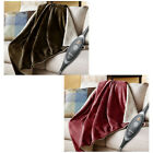 Holmes Oversized Velvet Sherpa Heated Electric Throw Blanket image