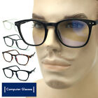 Computer Glasses Anti UV Reflective Blue Light Ray Readers for Men and Women