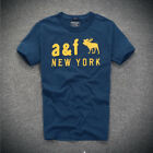 BNWT Abercrombie & Fitch Mens tee by Hollister AF S M L XL XXL t shirts in UK