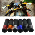 "7/8"" Motorcycle Rubber Hand Grips 6 Color For Honda CBR 1000/900/600 RR RVT1000R $7.5 USD on eBay"