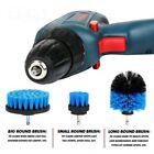 3PCS Cleaning Drill Brush Wall Tile Grout Power Scrubber Bathtub Cleaner Combo
