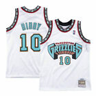 Vancouver Grizzlies Mike Bibby Mitchell Ness White Hardwood Classics Jersey NBA on eBay