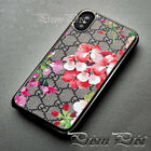 New Floral Red Blooms iPhone X XS MAX XR !19Guccy36Ch4n3l6MK Samsung S9 S10 Case