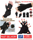 Copper Arthritis Fit Compression Gloves Hand Support Arthritic Joint Pain Relief $7.88 USD on eBay