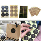 50pcs square and round Thank You Seal Sticker Paper Sticker Diy paper