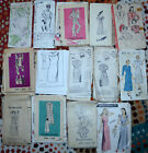 """1950's 60's MO DuBarry New York Sewing Patterns Womens 14 size 36"""" Bust U-Choose $15.98 USD on eBay"""