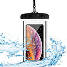 Swimming Underwater Luminous Pouch Waterproof Dry Bag Case Cover For Cell Phone