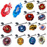 HOT Brust Fusion Masters Professional Metal Power String Launcher Grip Beyblade