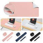 Gaming Mouse Pad Extended XXL Large Keyboard Mouse Mat Anti-Slip Rubber Base New