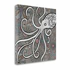 Octopus By Shanni Welsh, Gallery Wrap Canvas