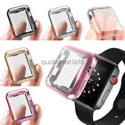 For Apple Watch Series 3 2 1 42mm 38mm Full Body Cover Case W/ Screen Protector