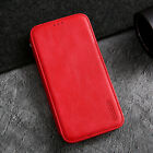 Slim Luxury Leather Phone Card Holder Wallet Flip Case For Iphone 8 Plus XS MAX