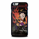 BETTY BOOP RIDE iPhone 4 4S 5 5S 5C 6 6S 7 8 Plus X XS Max XR Phone Case Cover $19.99 USD on eBay