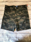 NEW Route 66 Men's Camo Cutoff Shorts - Choose Your Size