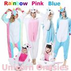 Tuta Pigiama Animale Kigurumi Costume carnevale Unicorn travestimento Cosplay IT