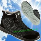 Workforce Steel Toe Cap Safety Boot Shoe Lightweight Flyknit Uppers WF36 Trainer
