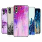 OFFICIAL EBI EMPORIUM WATERCOLOR SOFT GEL CASE FOR HUAWEI PHONES