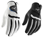 New Mizuno Mens Comp Synthetic Tour Golf Glove White Or Black Free Delivery