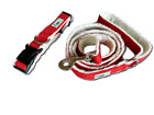 Hemp Dog Collar and Leash Set - Red SM, MED, LG, XLG by Asatre New Puppy Gift