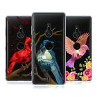 HEAD CASE DESIGNS COLOURFUL BIRDS GEL CASE FOR SONY PHONES 1