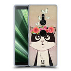 HEAD CASE DESIGNS MEADOW BLOSSOMS GEL CASE FOR SONY PHONES 1