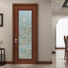 Glass Frosted Sticker Window Bathroom Self Adhesive Waterproof Opaque Glass Film