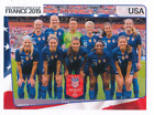 Women's World Cup France 2019 Panini - Choose From All USA Sticker -
