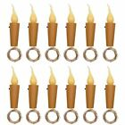 20-LED Flameless Candle Bottle Lights Cork Fairy String Light Battery Operated