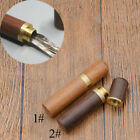 1xLeather Craft Sewing Needles Case Box DIY Hand Stitching Holder Container Tool