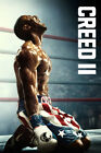 CreedⅡ Art Movie HD Print Poster Home Wall Decor Multi Sizes
