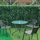 Artificial Ivy Leaf Hedge Privacy Fence Garden Balcony Fencing Screening Panels