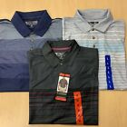 Pebble Beach Men's Dry-Luxe Performance Golf Polo Shirt NWT