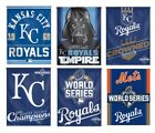 Kansas City Royals Vertical Flag