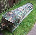 Camping-Military-Army-Bivy-Bag-Sack-Cover-Tent-1-Person-Man-Survival-Camouflage