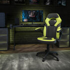 Gaming Racing PC Chair with Flip-up Arms