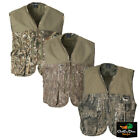 NEW BANDED GEAR CAMO WATERFOWLERS HUNTING VEST - B1040008 -