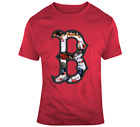 Boston Red Sox Baseball T Shirt Men's T-Shirt Graphic Tee on Ebay