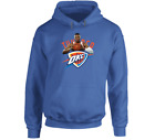 Russel Westbrook Men's Sweatshirt Oklahoma City Thunder OKC Hoodie Graphic Tee on eBay