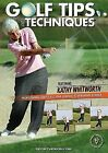 Golf Tips and Techniques Instructional  DVD - Free Shipping (Brand New!)