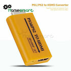 PS1/PS2 USB to HDMI Projector HD 1080P Audio Video Output Adapter AHS