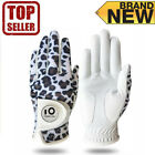 Ladies Leather Golf Gloves Right Hand Left Weathersof Grip Women Glove It Medium