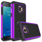 For Samsung Galaxy J2 Shine/Pure/Core/Dash Shockproof Hybrid Armor Case Cover