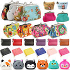 Womens Zip Change Coin Purse Small Clutch Wallet Mini Pouch Card Holder Handbag image