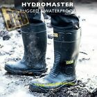 JCB Wellington Boots Steel Toe Cap Waterproof HydroSafe,  Farmers,Stables, muck