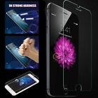 """5x REAL TEMPERED GLASS SCREEN PROTECTOR IPHONE SE 5C 5S 5 6  4.7"""" 6 PLUS 5.5"""" 6S"""